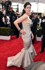 Sarah Silverman At 22nd Annual Screen Actors Guild Awards In Los Angeles