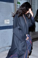 Selena Gomez Out In NYC