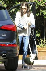 Selma Blair Out Shopping In West Hollywood