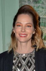 Sienna Guillory At Private Dinner Of Creme De La Mer In London
