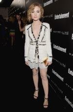 Skyler Samuels At EW Celebration Honoring The Screen Actors Guild Awards Nominees In LA