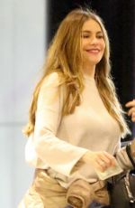 Sofia Vergara Shopping In Beverly Hills