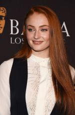 Sophie Turner At 2015 BAFTA Los Angeles TV Tea In Beverly Hills