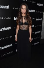 Stella Maeve At Entertainment Weekly