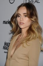 Suki Waterhouse At Inaugural Image Maker Awards Hosted by Marie Claire In LA
