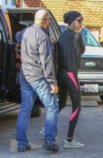 Taylor Swift Going To The Gym In West Hollywood