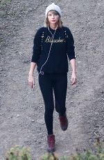 Taylor Swift Out For A Hike In LA