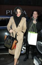 Vanessa Hudgens At The TODAY Show In NYC