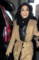 Vanessa Hudgens Out And About in NYC