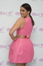 Vicky Pattison At Mini V On Demand Launch In London