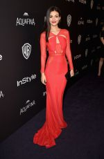 Victoria Justice At InStyle And Warner Bros. Golden Globe Awards Post-Party