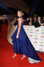 Vogue Williams At National Television Awards 2016 In London
