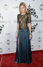 AnnaLynne McCord At Opening Of Galerie Montaigne In West Hollywood