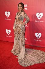 Ashanti At 2016 MusiCares Person of the Year In Los Angeles