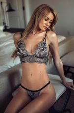 Bryana Holly In Lurely Lingerie Collection 2016