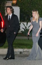 Courtney Love At Pre Oscar Party In Beverly Hills
