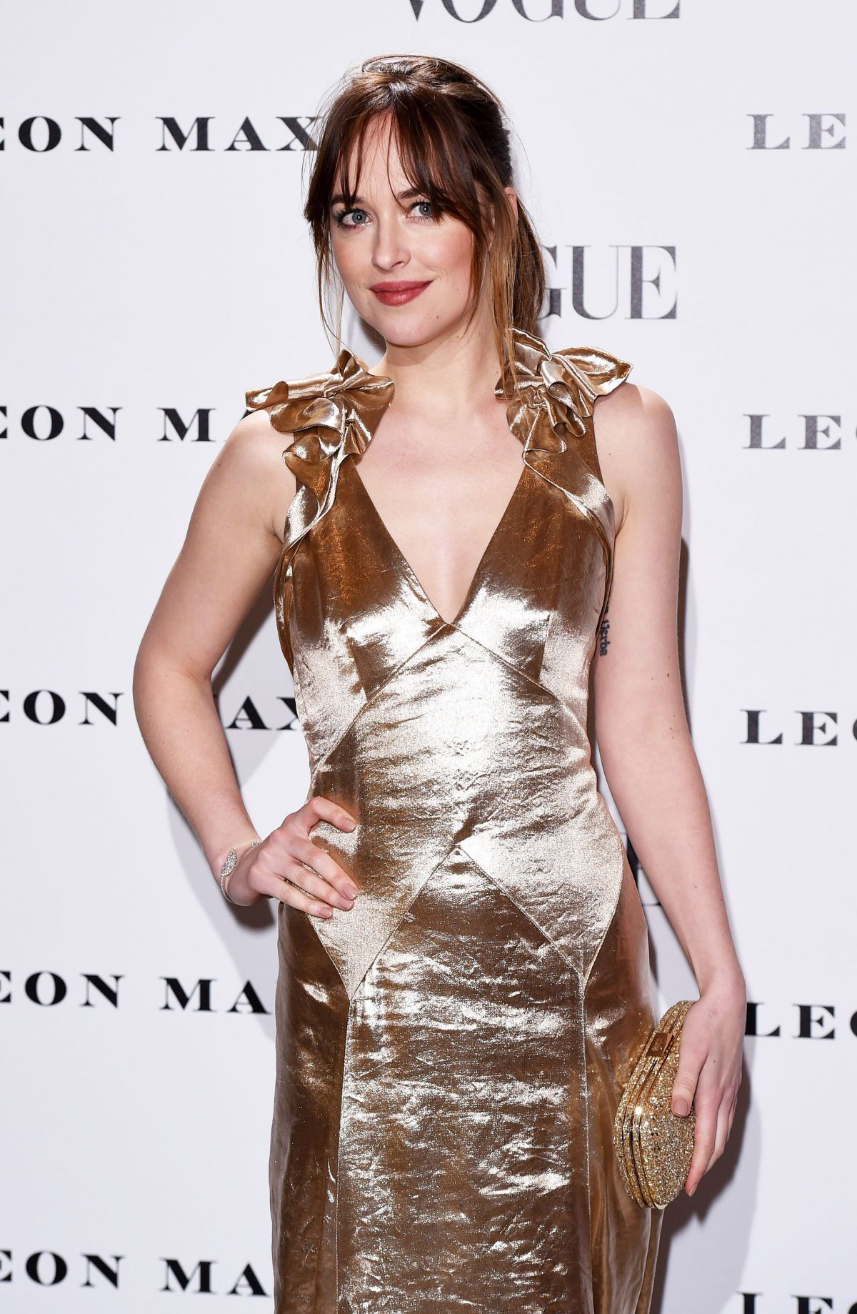 Dakota Johnson At 'Vogue 100 - A Century of Style' In ...