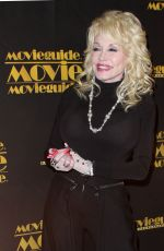 Dolly Parton At 24th Annual Movieguide Awards Gala