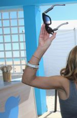 Giada De Laurentiis At 2016 Food Network & Cooking Channel South Beach Wine & Food Festival In Miami Beach