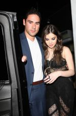 Hailee Steinfeld Leaving The Nice Guy In West Hollywood