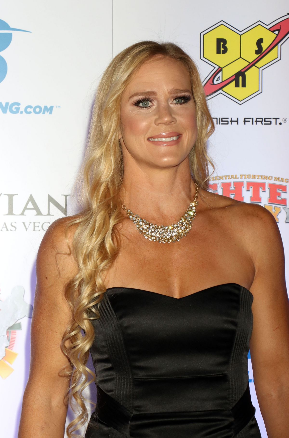Holly Holm At 8th Annu...