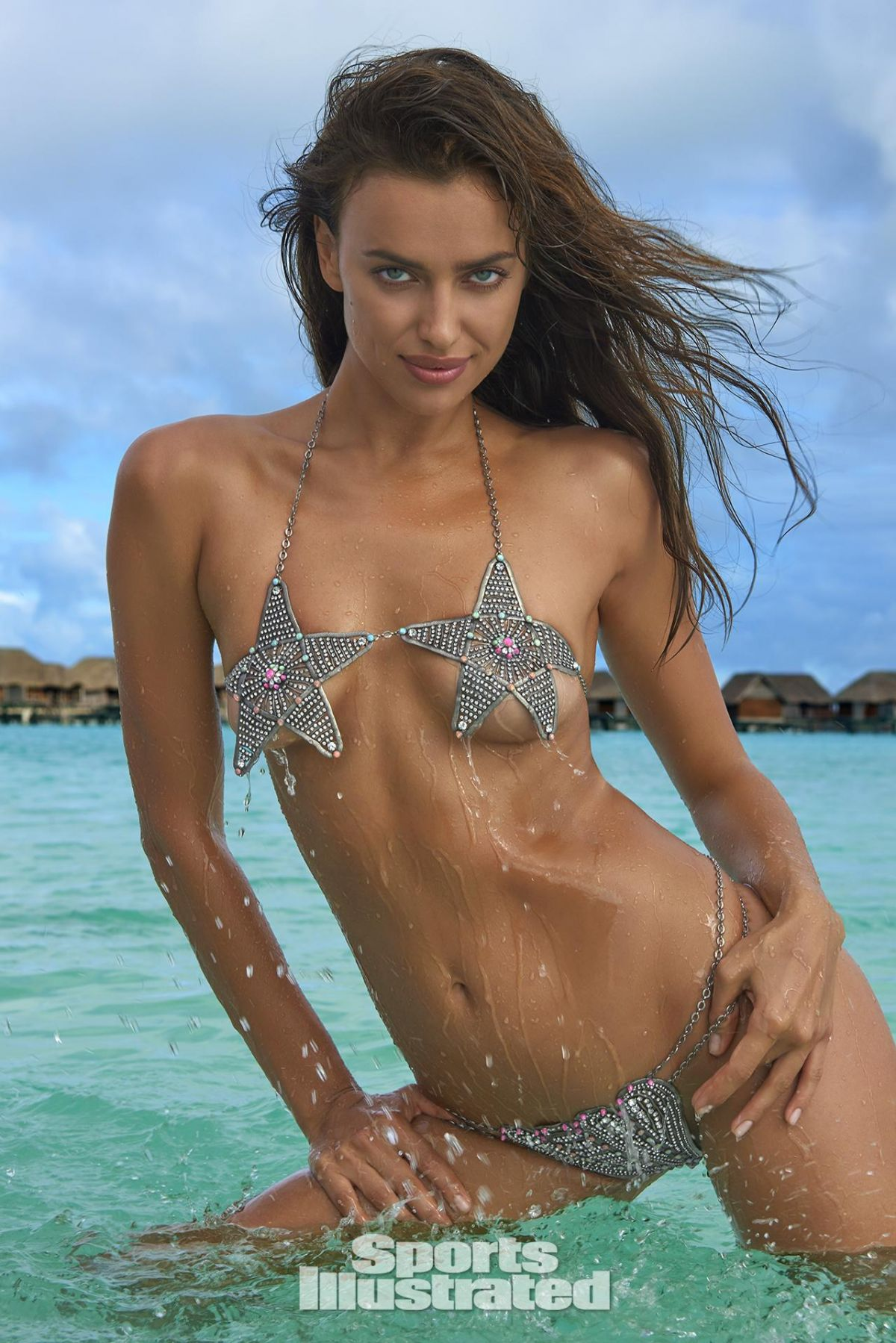 Irina Shayk Sports Illustrated Swimsuit Issue 2016 ...