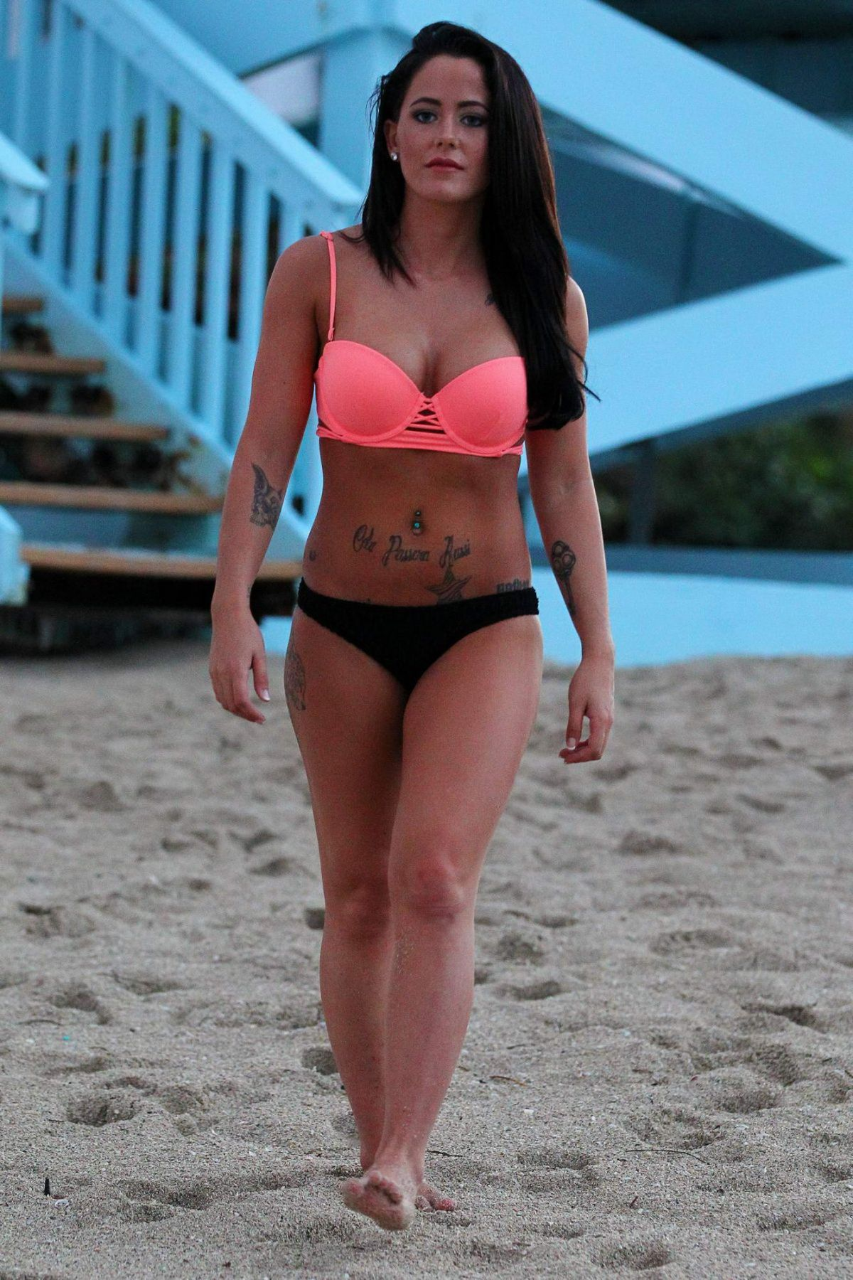 Bikini Jenelle Evans naked (72 foto and video), Ass, Bikini, Instagram, butt 2019