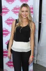 Katrina Bowden At 2016 Red Carpet Style and Beauty Lounge In Beverly Hills