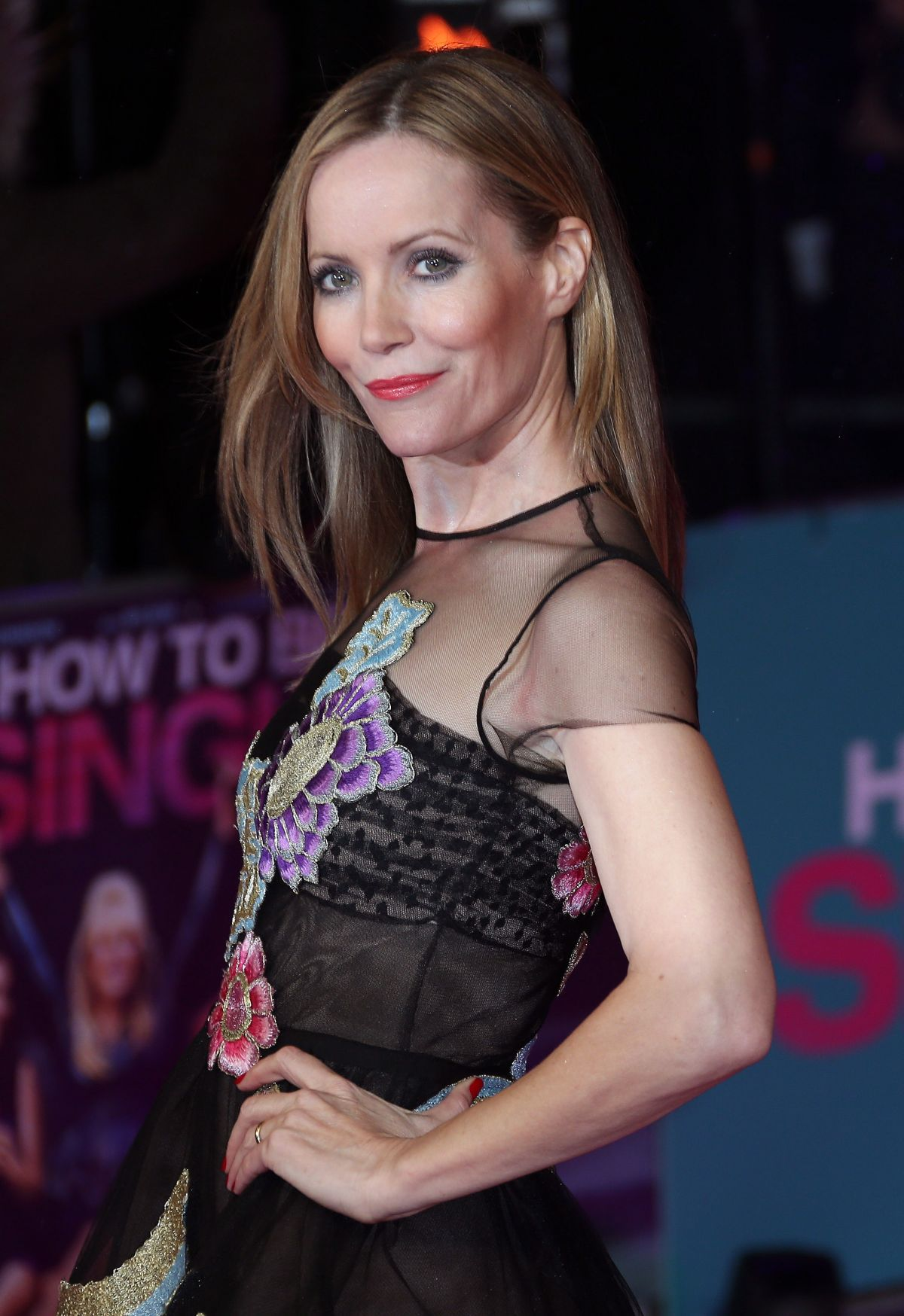 Leslie Mann At 'how To Be Single' Premiere In London