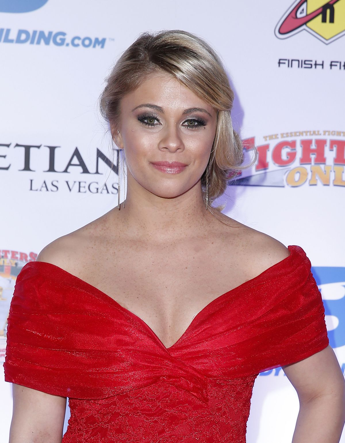 Paige VanZant At 2016 Fighters Only World MMA Awards iI ...