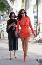 Verona Pooth Out And About In Beverly Hills