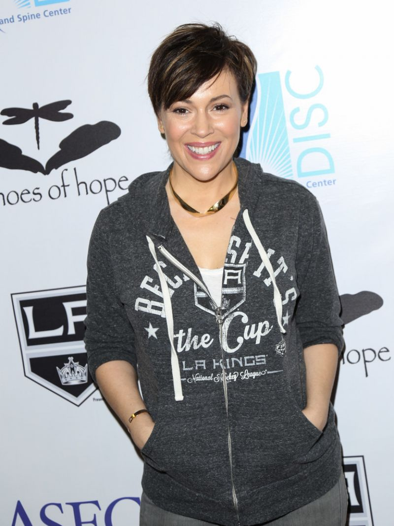 alyssa milano celebrities - photo #48