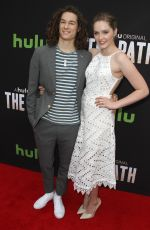 Amy Forsyth At The Path Premiere In Hollywood