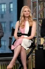 Deborah Ann Woll At AOL Build Speakers Series - Cast of Netflix Original Series