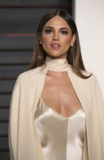 Eiza Gonzalez At 2016 Vanity Fair Oscar Party Hosted by Graydon Carter