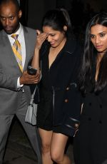 Freida Pinto Leaving The Nice Guy In West Hollywood