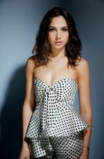 Gal Gadot At Jay L. Clendenin Photoshoot For LA Times March 2016