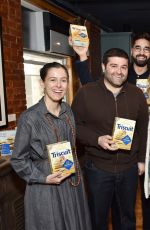Giada De Laurentiis At Triscuit Maker Fund Event In NYC