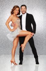 Ginger Zee At Dancing with the Stars Promoshoot 2016