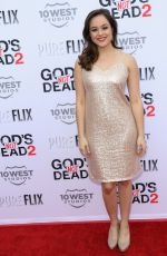 Hayley Orrantia At God