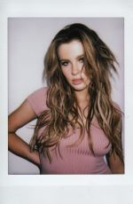 Ireland Baldwin At Jared Thomas Kocka Photoshoot 2016