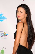 Jayde Nicole At The Dream Builders Project 3rd Annual