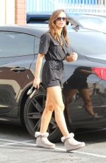 Karina Smirnoff At DWTS Rehearsals In Hollywood
