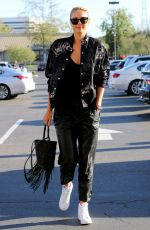 Maria Sharapova Seen Out In Los Angeles