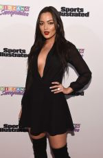Mia Kang At Sports Illustrated & KIZZANG Bracket Challenge Party In NYC