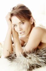 Nicky Whelan In Gosee Magazine March 2016