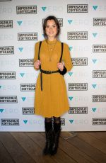 Poppy Drayton At The Impossible Collection Launch Party In London