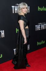 Sarah Jones At The Path Premiere In Hollywood