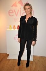 Tina Hobley At Evian Launch Party In London