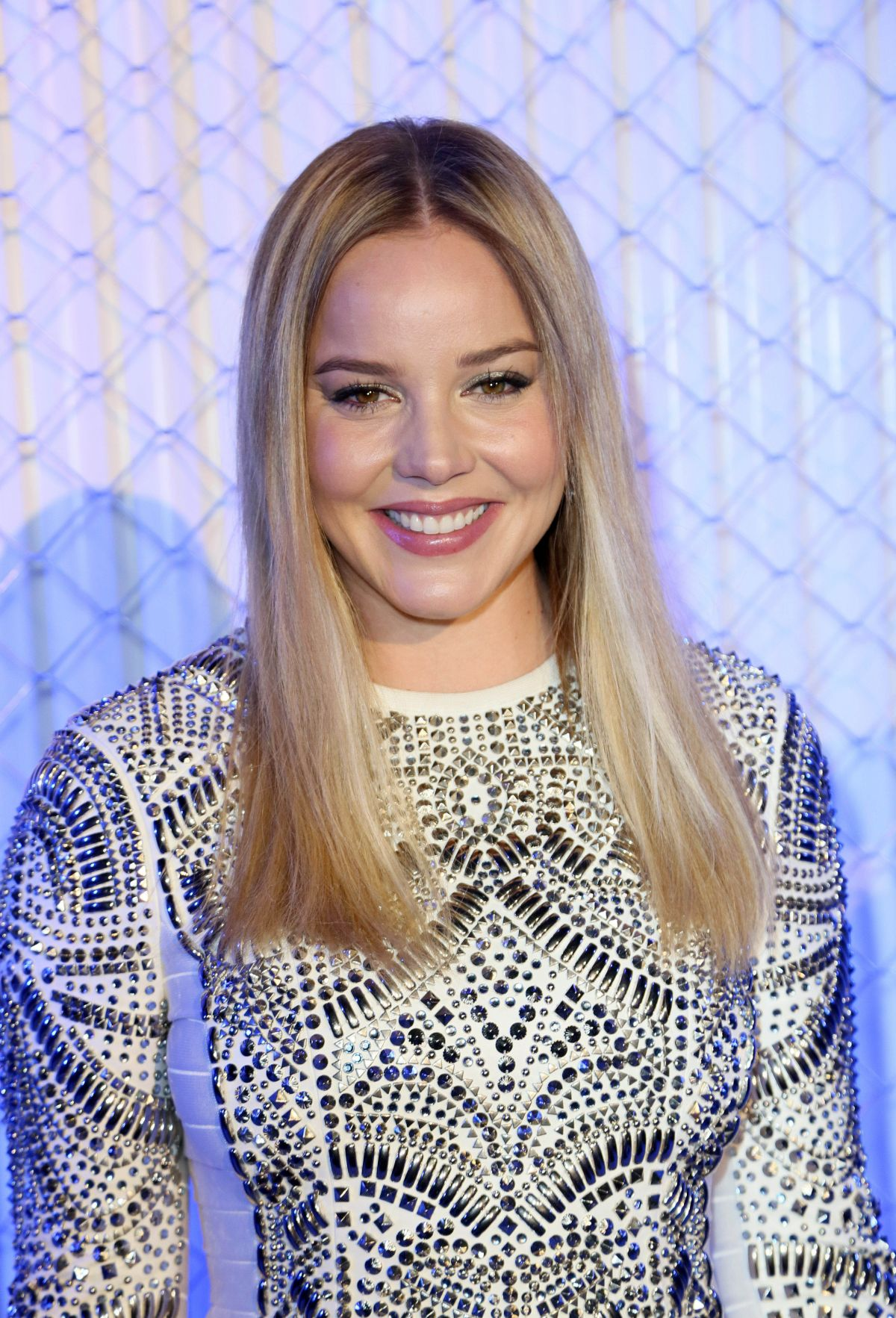 Abbie Cornish At Herve Leger Fall 2016 Presentation During ... Abbie Cornish